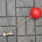 "½"" Brass Float Valve"